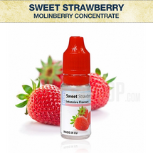 Molinberry Sweet Strawberry Concentrate