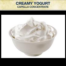 Capella Creamy Yogurt Concentrate
