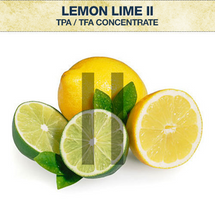 TPA / TFA Lemon Lime II Concentrate