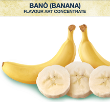 Flavour Art Banò (Banana) Concentrate