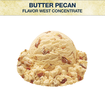Flavor West Butter Pecan Concentrate