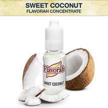 Flavorah Sweet Coconut Concentrate