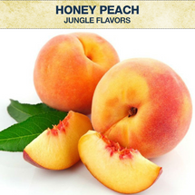Jungle Flavors Honey Peach Concentrate