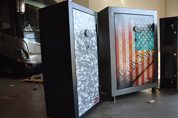 Gun Safes Wrap For Ammo Brothers