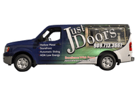 2014 Nissan Nv 3M Vehicle Wrap with Custom Graphics