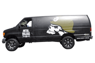 Offroad Van Wrap 3M Flat For Metal Mulisha