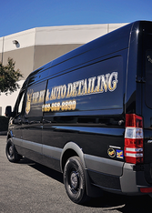 2015 Mercedes Sprinter 3M wrap