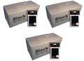 Black Bulk Ultra Pro Sleeves 1800 Count
