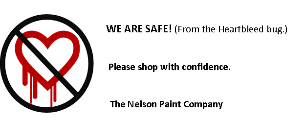 Marking & Industrial Paint by Nelson Paint Company