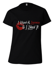 This design absolutely pops on black!  Your going to love the way this shirt feels and fits.