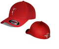 Flexfit Ultra fiber and Mesh Cap (RED)