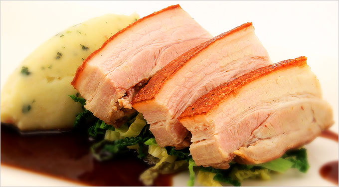 Pork belly recipe slow cooked