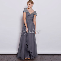 Steel Blue Jadore J3053 Clara Dress