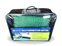 Coast Multi Purpose Floor Matting Green (250 x 300cm)