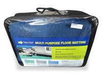Multi Purpose Floor Matting Blue (250 x 300cm)
