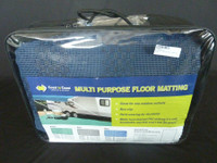 Coast Multi Purpose Floor Matting Blue (250 x 500cm)