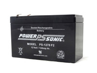 Power Sonic PS-1270F2 Break Away Battery
