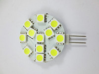 LED G4 12 SIDE PIN GLOBE COOL WHITE