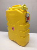 Yellow 20L Diesel container
