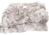 SIlver Luxe Throw