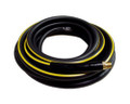 "Air Hoses Goodyear Pliovic PVC Black / Yellow 300# 3/8"" x 25' - USA"