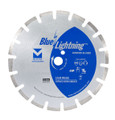 "Blue Lightning Diamond Saw Blades 14"" x .125 x 1"", 20mm DPH"