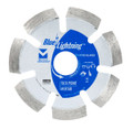 "Blue Lightning Diamond Saw Blades 4"" x .250 x 7/8"", 20mm, 5/8"" (Tuck Point)"