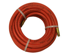 "Air Hoses Goodyear Pliovic PVC ORANGE 300# 3/8"" x 25' - USA"
