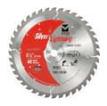 """Silver Lightning Wood Cutting Saw Blades 8 1/2"""" x 5/8"""" x 40T - 718121"""
