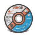 "CGW Quickie Cut Reinforced Cut-Off Wheel - 4-1/2"" x .035 x 7/8"" Flex"