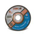 "CGW Quickie Cut Reinforced Cut-Off Wheel - 5"" x .045 x 7/8"" - Type 27"