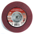 "Pearl 7"" x 5/8""-11 Al/Ox Surface Preparation Wheel (Pack of 10)"
