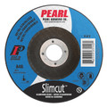 "Pearl 4 1/2"" x .045 x 7/8"" Slimcut Depressed Center Cut-Off Wheels (Pack of 25)"