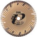 "Pearl 4"" x .070 x 20mm - 5/8"" P5 Waved Core Turbo Diamond Blade"