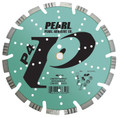 """Pearl 14"""" x .125 x 1"""", 20mm  P4 Asphalt and Concrete Combo Blade"""
