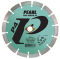 "Pearl 4 1/2"" x .080 x 7/8 - 5/8""  P4 Segmented Diamond Blade"