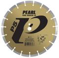 "Pearl 12"" x .125 x 20mm  P5 Segmented Diamond Blade"
