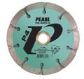 "Pearl 5"" x .250 x 7/8"" - 5/8"" P4 Sandwich Tuck Point Diamond Blade"