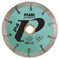 "Pearl 5"" x .375 x 7/8"" - 5/8"" P4 Sandwich Tuck Point Diamond Blade"