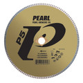 "Pearl 4"" x .040 x 20mm, 5/8"" Adapter P5 Diamond Blade - Tile & Marble"