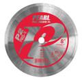 "8"" x .060 x 5/8"" Pearl P2 PRO-V  Tile Cutting Diamond Blade"