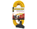 Extension Cords Heavy Duty 12/3 Triple-Tap - 100ft
