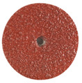 "Gemtex 4"" x 5/8"" 16Grit Resin Fibre Disc ""A-Type"" (25 Pack)"
