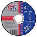 "Premium Cut-Off Wheel 4-1/2"" x .040"" x 3/8""  Metal Cutting (Pack of 25)"