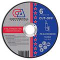 "Premium Cut-Off Wheel 6"" x .045"" x 7/8""  Metal Cutting (Pack of 25)"