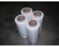 """Stretch Wrap 12"""" x 1500' 80g Clear - 4/Rolls"""
