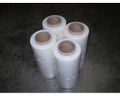 "Stretch Wrap 18"" x 1500' 90g Clear - 4/Rolls"