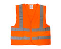 Safety Vest Orange High Visability