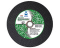 "Mercer 4 1/2"" x 1/8"" x 7/8"" Cut off wheel - Coarse - Masonry/Concrete (Pack of 20)"