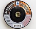 """Mercer 7"""" x 1/4"""" x 7/8"""" Grinding Wheel TYPE 27 - Aluminum (Pack of 20)"""
